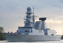 air-defence destroyer