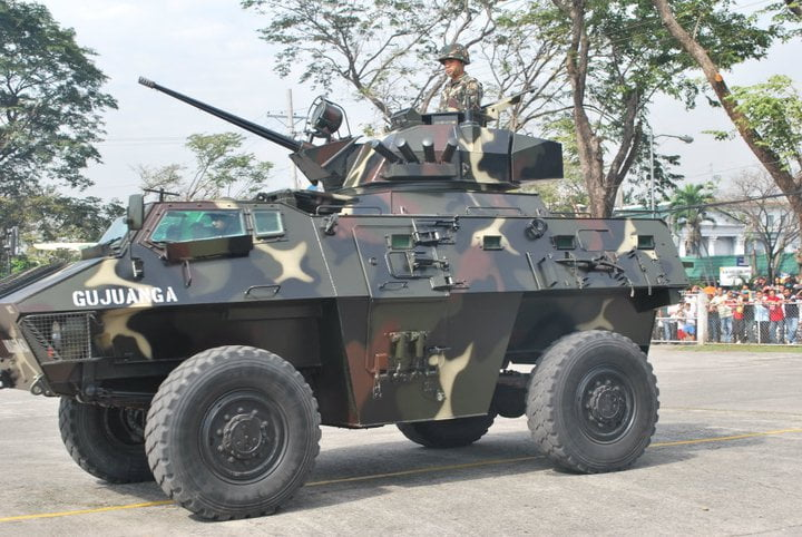 GKN Simba with 25mm cannon