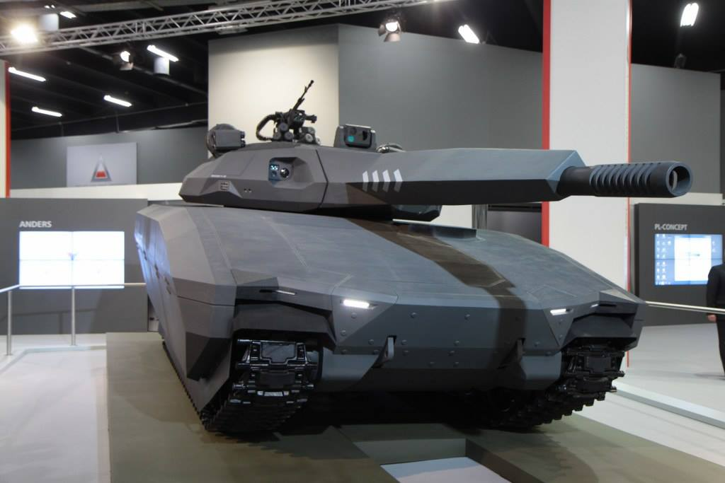 The PL-01 is a futuristic tank designed and developed by Polish defense company OBRUM under the support of British BAE Systems in 2013.