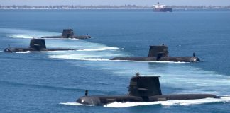 Diesel-electric submarine