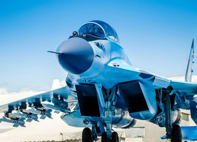The MiG-35 fighter that Russia once offered to India