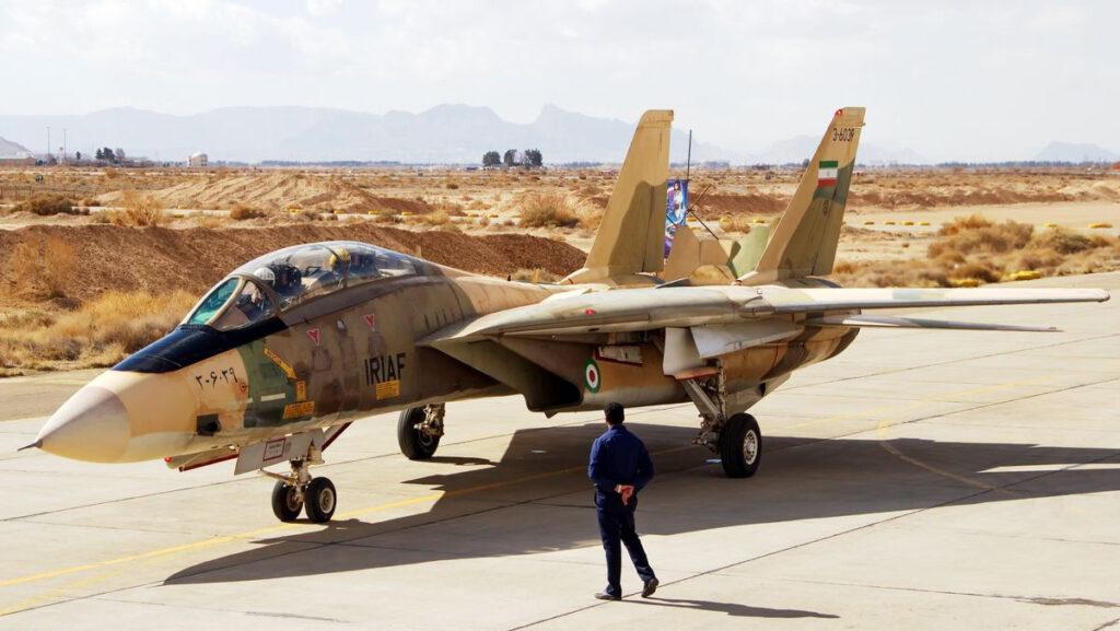 Iran F-14